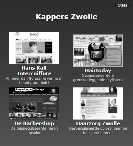 Logo Kappers Zwolle